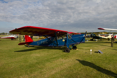 De Havilland DH80A Puss Moth