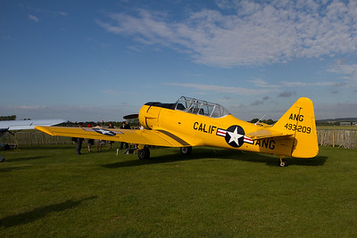 North American T6G Texan