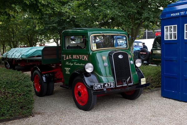 1947 - Fordson 7V Tractor Unit