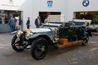 1911 - Rolls-Royce Silver Ghost