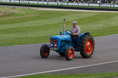 1939 - Fordson Model N Tractor
