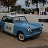 Triumph Herald police car