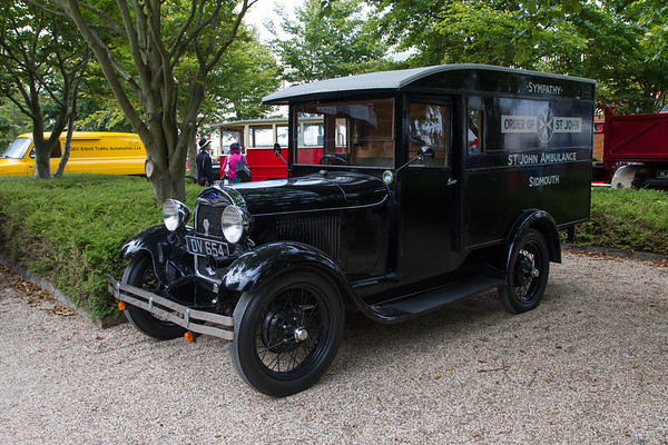 1929 - Ford Model A Ambulance
