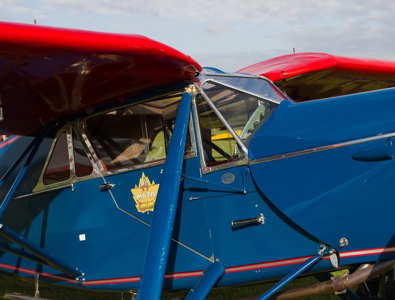 1935 - de Havilland DH,80a Puss Moth