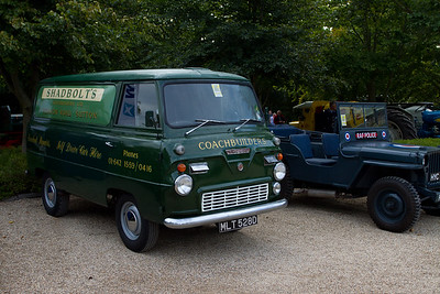 1958 - Ford Thames 300E