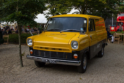 1966 - Ford Transit Mk1