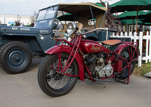 1920s - Indian Scout