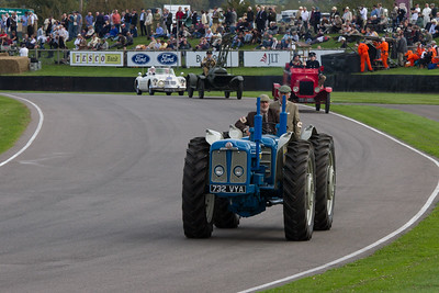 Fordson Super Major Dual Drive Doe Tractor