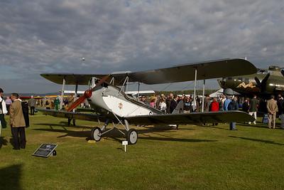 De Havilland DH60G Gipsy Moth