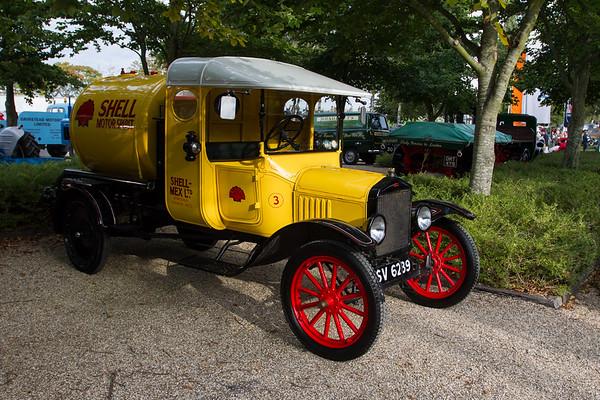 1922 - Ford Model TT Tanker