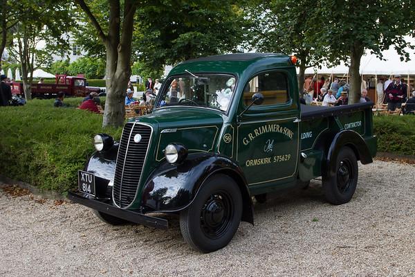 1956 - Fordson E83W 5cwt Pickup