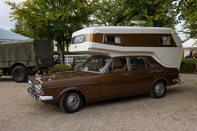 1970 - Ford Zephyr Mk4 Camper