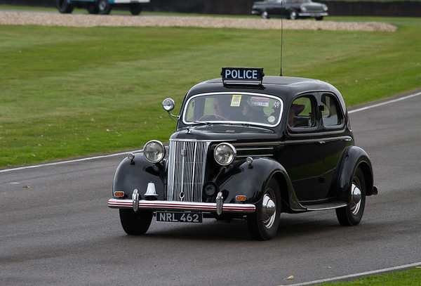 1948 - Ford Pilot V8 Police Car