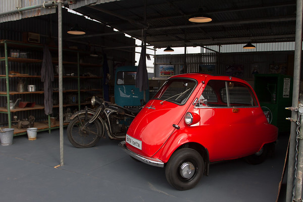 "BMW Isetta 250 ""bubble car"""