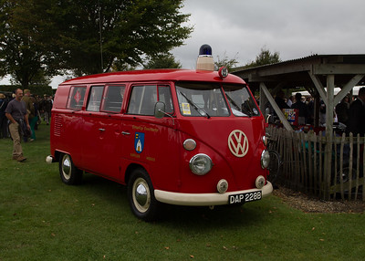 1964 - Volkswagen Split Screen Voluntary Fire Brigade Van