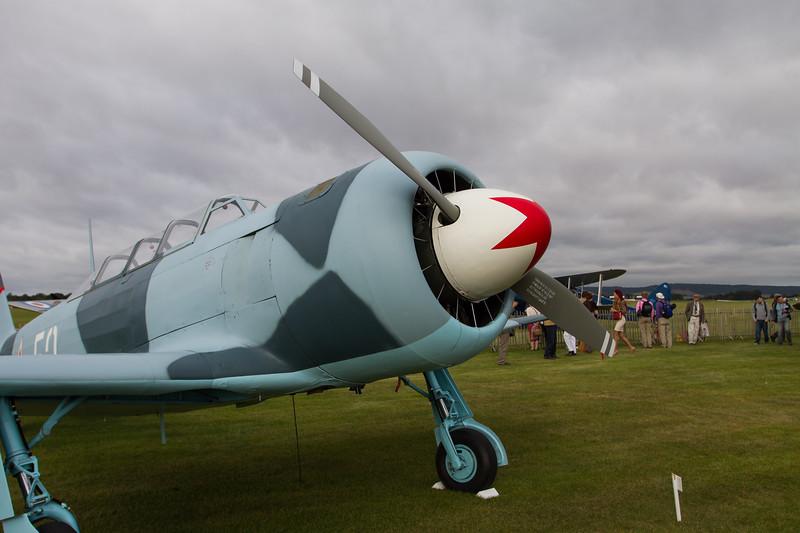 1955 Yakovlev Yak C-11
