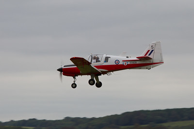 Scottish Aviation Bulldog 120/121