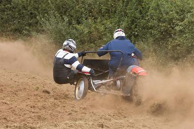 1959 - Triumph BSA 650cc Sidecar