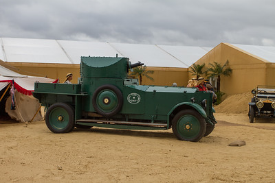 1920 - Rolls-Royce 40/50 h.p. Armoured Car Mk. I