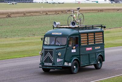 Citroen H van (Tour De France Parade)
