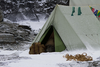 Everest Base Camp (Rolex Drivers Club)