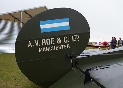 1913 Avro 504