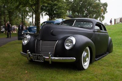 Lincoln Zephyr Custom Car
