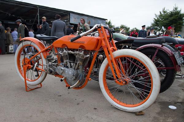 Harley Davidson 1,000 cc HT