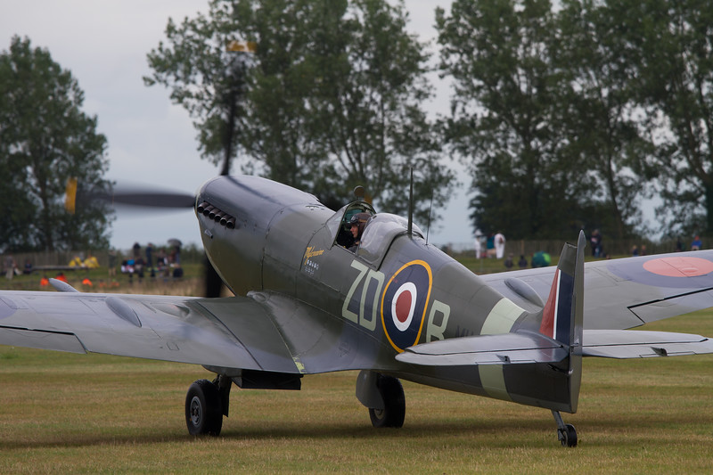 1943 - Supermarine Spitfire Mk 1XB