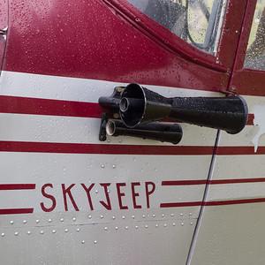 1951 - Chrislea CH-3 Super Ace Skyjeep 4 C/N 125