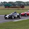1955 - Connaught B-type & 1960 - Ferrari 246 Dino (Richmond Trophy)