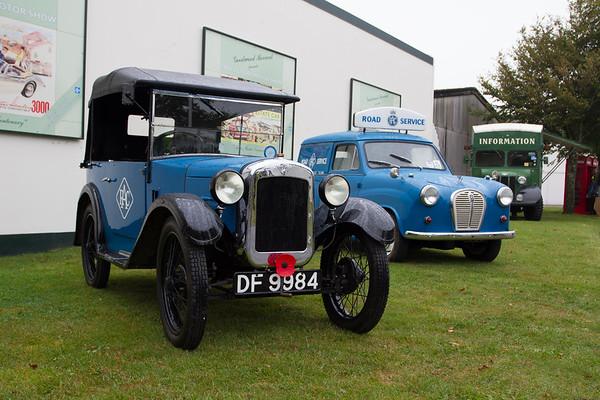 Austin 7 - RAC Service Car