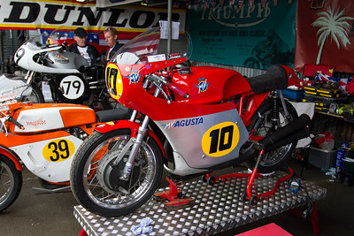 1965 - MV Agusta 500/3 (Barry Sheene Memorial Trophy)