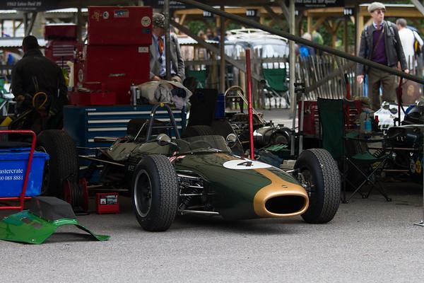 1964 - Brabham BTII (Glover Trophy)