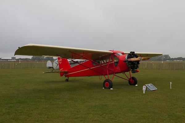 1929 Curtiss Robertson C-2 Robin