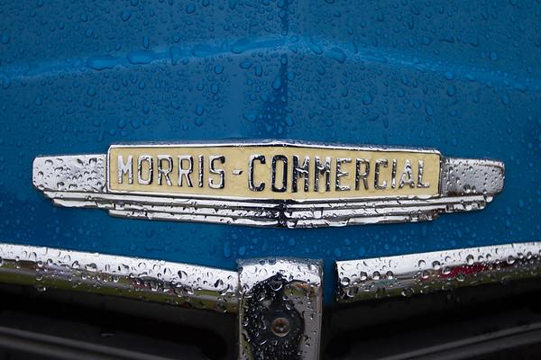"1952 Morris Commercial ""RAC Service Van"""