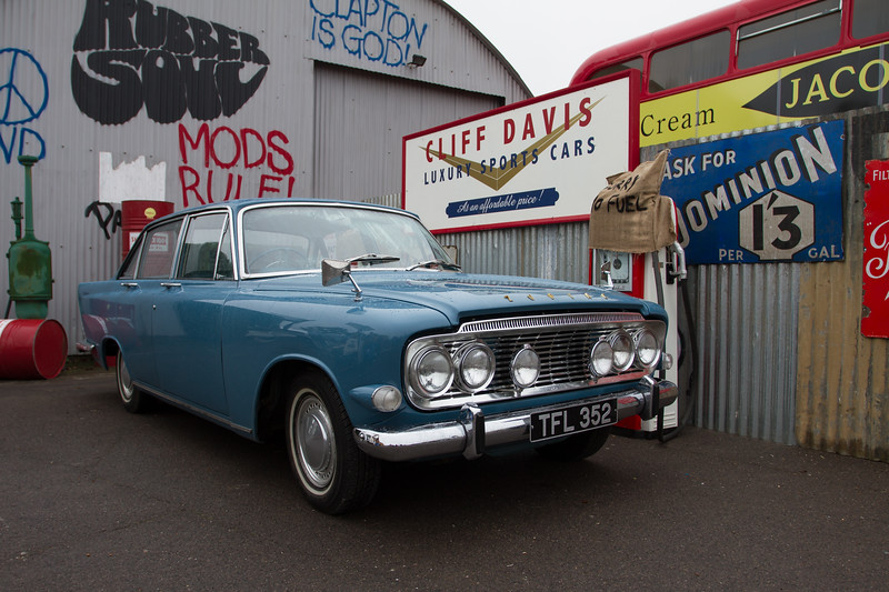 1964 Ford Zephyr MkIII