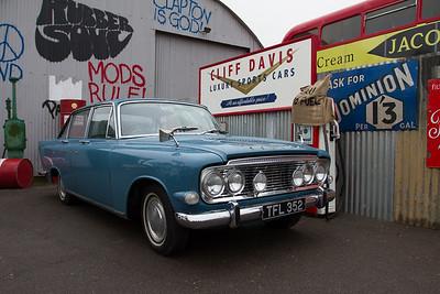 1964 Ford Zephyr 6 Mk3