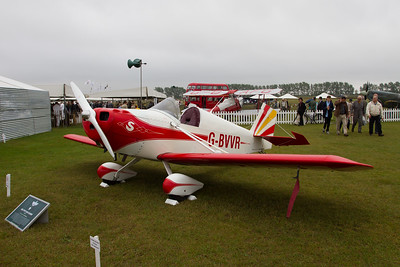 1962 - Stits SA-3A Playboy