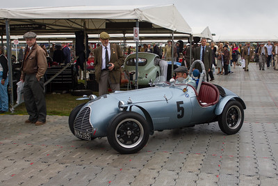 1950 - Cooper-MG T10 (Madgwick Cup)