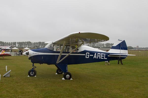 1960 Piper PA-22 Caribbean