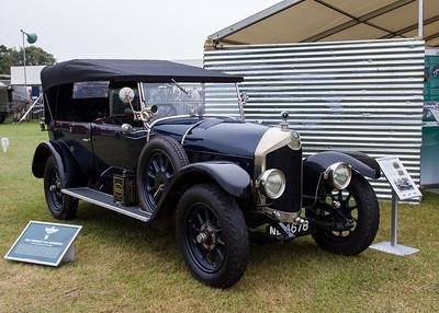 1923 - Crossley 19.6 Motorcar
