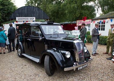 1959 - Beardmore Austin Six Taxi