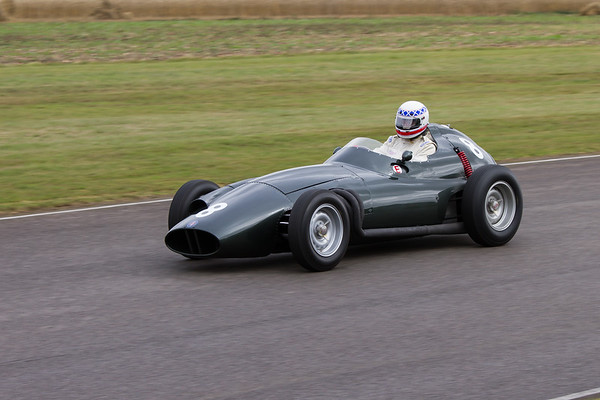 1958 - BRM Type 25 (Richmond Trophy)