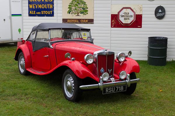 1950s MG TD Midget