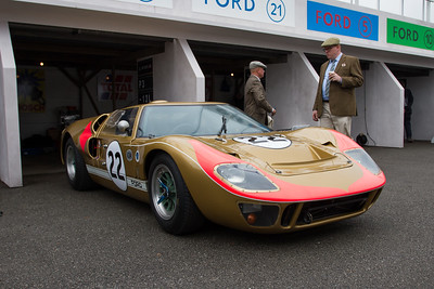 1966 - Ford GT MkII  (Whitsun Trophy)