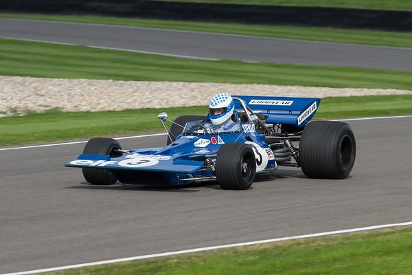 1970 - Tyrrell-Cosworth 001