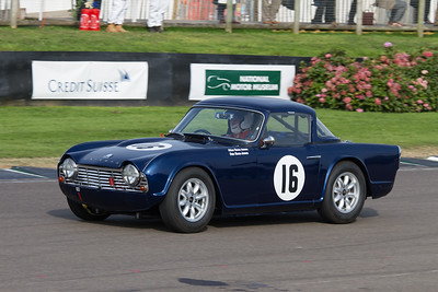 1962 - Triumph TR4