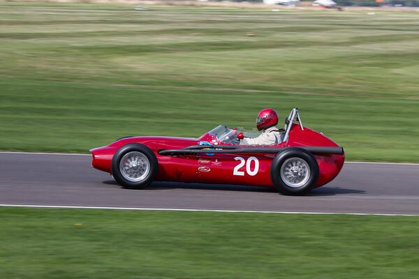 1959 - Tecnica Meccanica-Maserati 250F