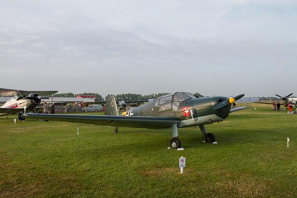 1966 - HAW Bestmann Bu-181 Mk6